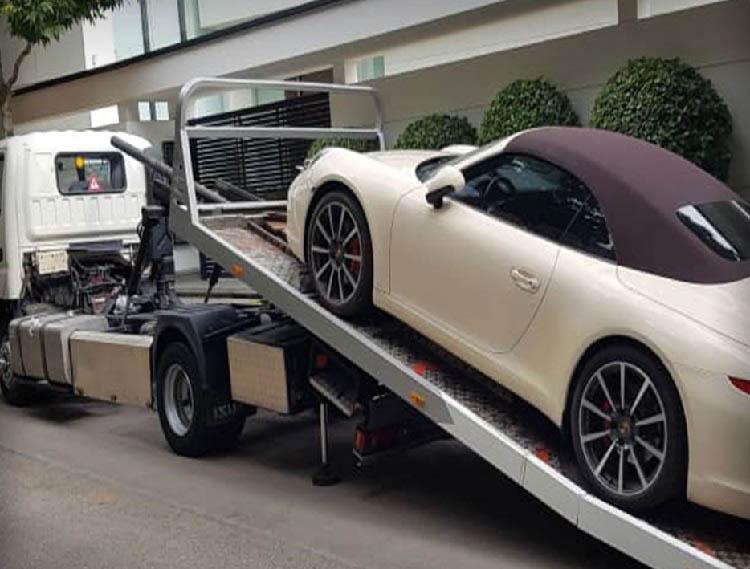 خدمات ارسال خودرو به یزد