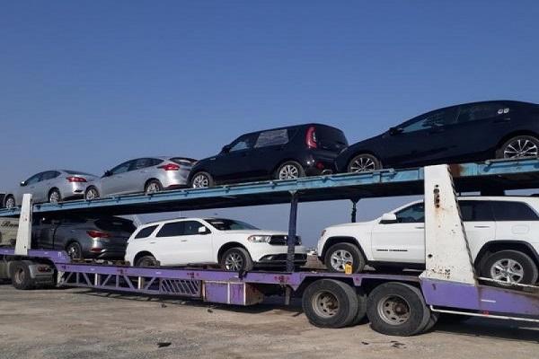 انواع خدمات حمل خودرو به نیشابور