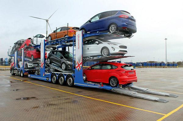 انواع خدمات جهت ارسال خودرو به قم