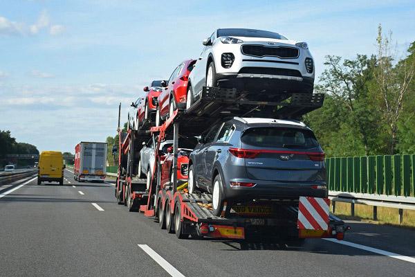 روش های حمل خودرو به شهرستان
