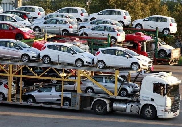 ارزان ترین هزینه حمل خودرو صفر کیلومتر