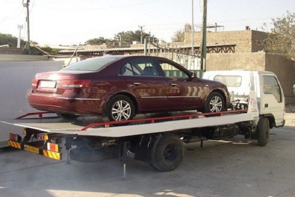 انواع خدمات الوبار برای ارسال خودرو به بوشهر