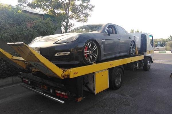 انواع خدمات ارسال خودرو به زنجان
