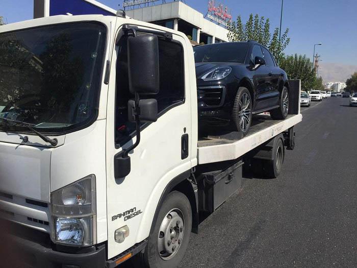 انواع خدمات ارسال خودرو به گلپایگان