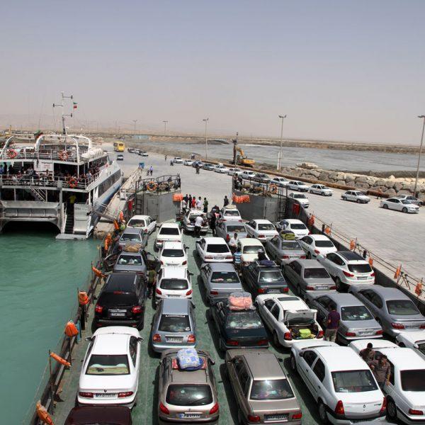 حمل خودرو با کشتی
