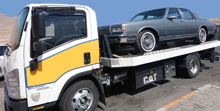 خدمات الوبار در کاهش هزینه ارسال خودرو به یزد