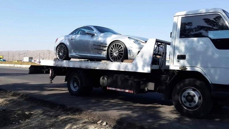 انواع خدمات ارسال خودرو به کرج