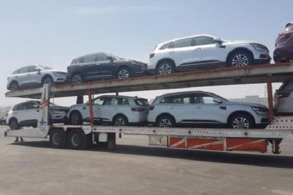 انواع خدمات ارسال خودرو به کرمان