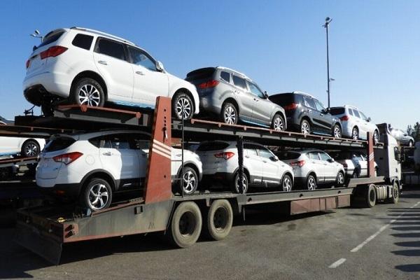 هزینه ارسال خودرو به شیراز بر اساس شرایط آب و هوایی