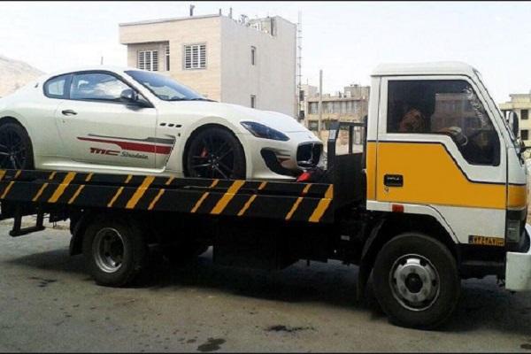 انواع خدمات ارسال خودرو به کاشان