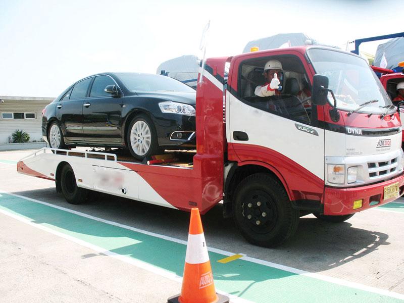 ارسال خودرو به استان خراسان رضوی با کامیونت