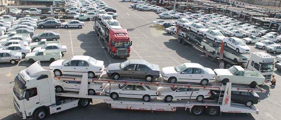 ارسال خودرو به شاهرود با تریلی