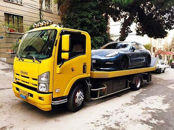 انواع خدمات ارسال خودرو به گلستان