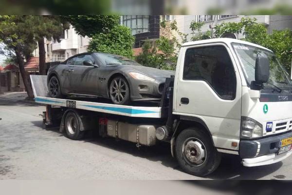 حمل خودرو به آمل یا کامیونت تکی