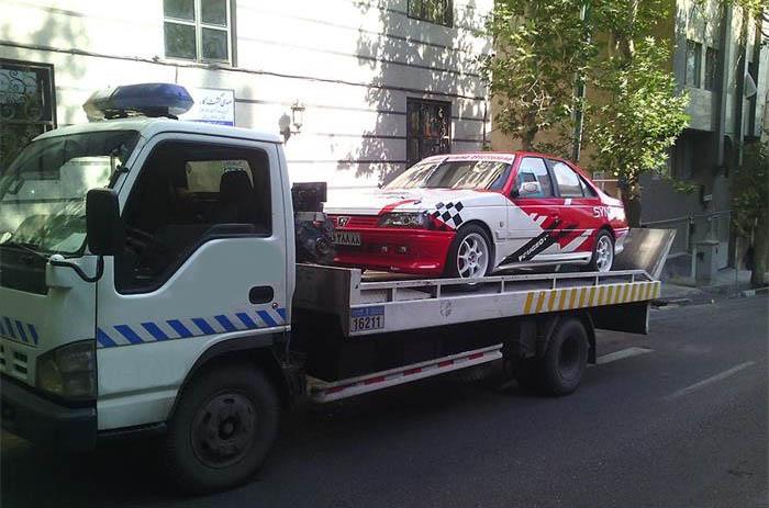 ارائه بیمه نامه معتبر حمل خودرو تنکابن