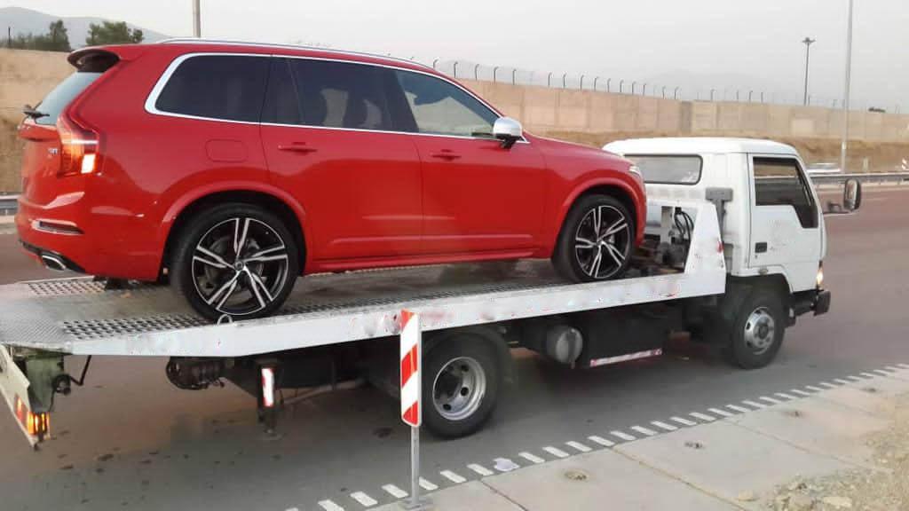 ارسال خودرو به خرمشهر با کامیونت