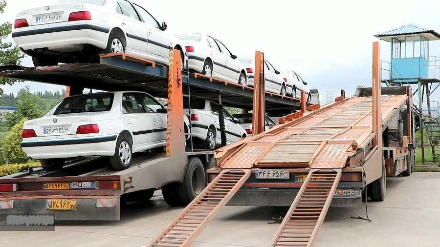انواع خدمات ارسال خودرو به آبیک