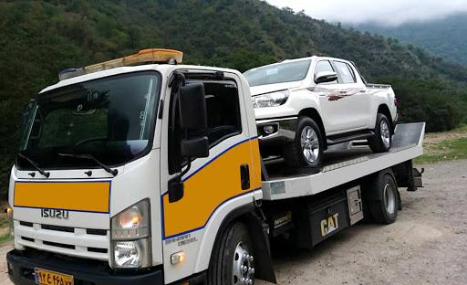 انواع خدمات ارسال خودرو به بروجرد