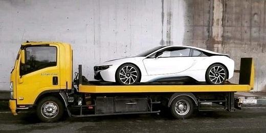انواع خدمات ارسال خودرو به تربت حیدریه