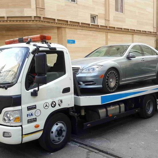 انواع خدمات ارسال خودرو به نهاوند