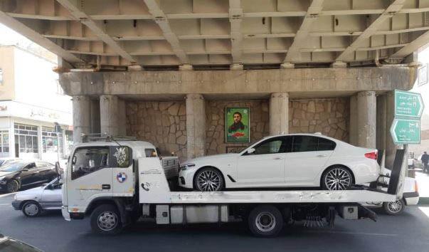 انواع خدمات ارسال خودرو به لامرد