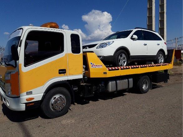 ارائه بارنامه دولتی ارسال خودرو به بندرعباس