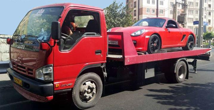 ارائه بارنامه دولتی برای حمل خودرو به اردبیل
