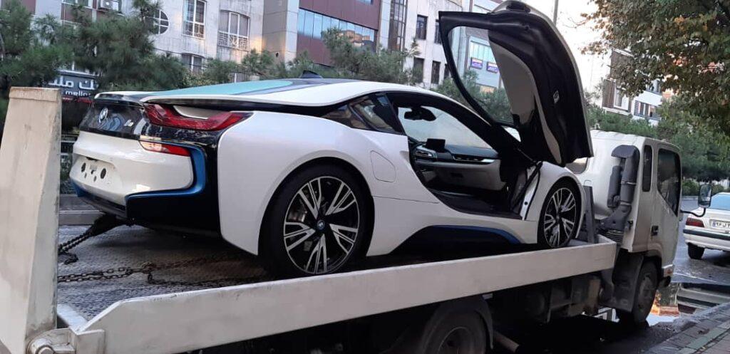 ارائه بیمه نامه رایگان ارسال خودرو به بوشهر