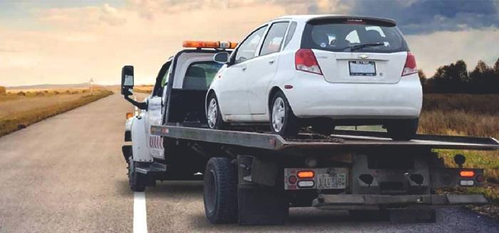 حمل خودرو به ملایر با کامیونت