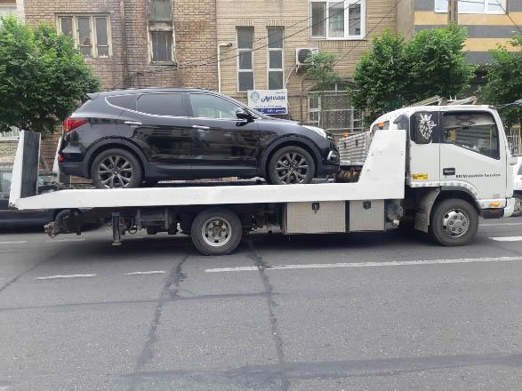 ارسال خودرو به دزفول با بیمه نامه رایگان