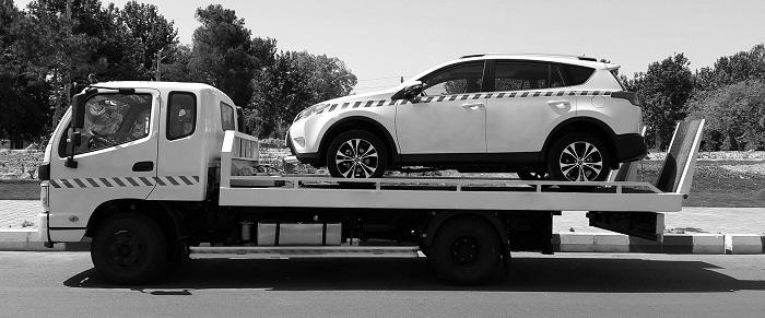 انواع خدمات ارسال خودرو به تاکستان