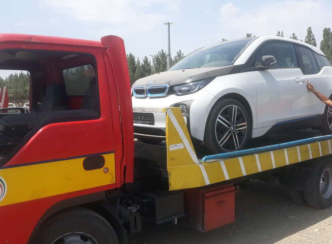 انواع خدمات ارسال خودرو به متل قو