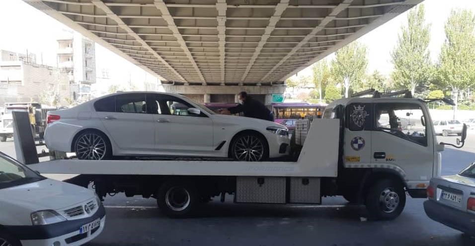 انواع خدمات ارسال خودرو به محلات