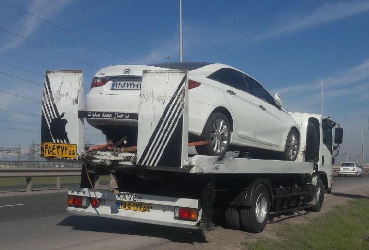 انواع خدمات ارسال خودرو به گچساران