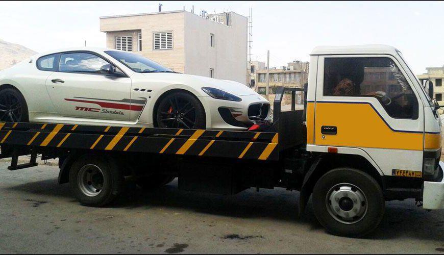حمل خودرو به گرگان با ارزان ترین قیمت