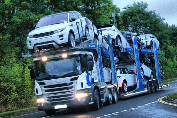 حمل خودرو به قزوین در سریع ترین زمان