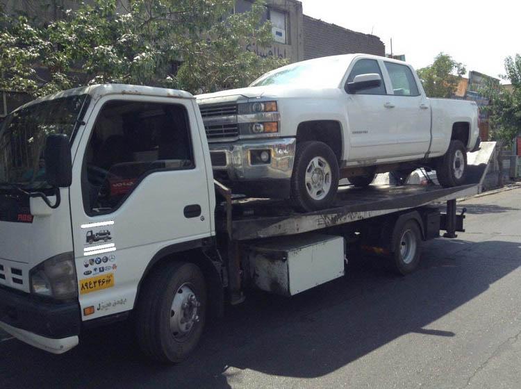 حمل خودرو ماکو با بیمه نامه رایگان