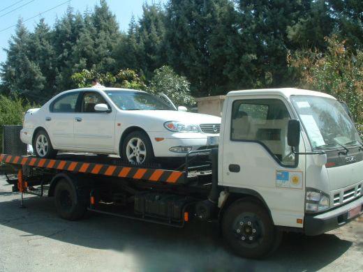 حمل خودرو کاشمر با بیمه نامه معتبر