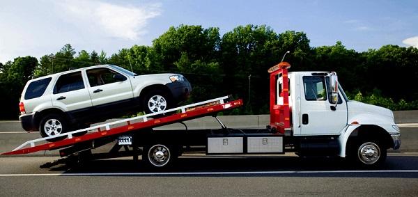 حمل خودرو به گلپایگان