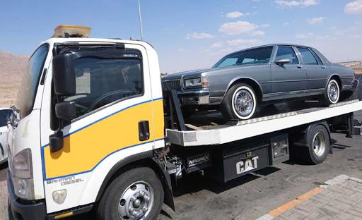 ارائه بیمه نامه معتبر خودروبر دامغان