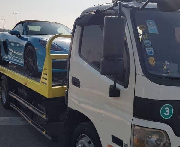 حمل خودرو به خرمدره در کوتاه ترین زمان